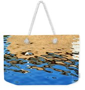 Water Art Weekender Tote Bag by Kaye Menner