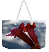 Water Beaded Trumpets Weekender Tote Bag