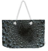 Water Boiling In Pan Weekender Tote Bag