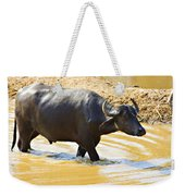 Water Buffalo Weekender Tote Bag
