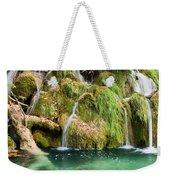 Water Cascade Weekender Tote Bag