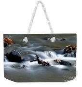 Water Cascades Weekender Tote Bag