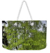 Water Color Reflections Weekender Tote Bag