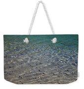 Water Depths Marine Weekender Tote Bag