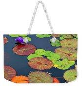 Water Lilies I Weekender Tote Bag