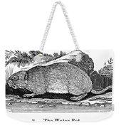 Water Rat Weekender Tote Bag