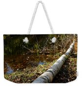 Water Seeing Weekender Tote Bag