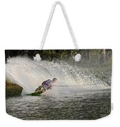 Water Skiing 14 Weekender Tote Bag