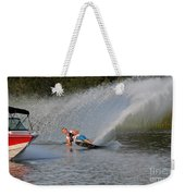 Water Skiing 15 Weekender Tote Bag