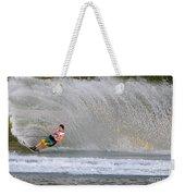 Water Skiing 16 Weekender Tote Bag
