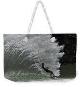 Water Skiing 20 Weekender Tote Bag