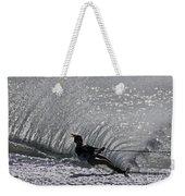 Water Skiing 3 Weekender Tote Bag