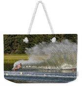 Water Skiing 4 Weekender Tote Bag