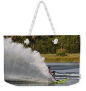 Water Skiing 6 Weekender Tote Bag