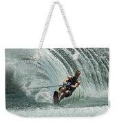 Water Skiing Magic Of Water 10 Weekender Tote Bag