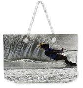 Water Skiing Magic Of Water 12 Weekender Tote Bag