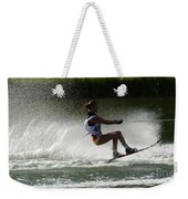 Water Skiing Magic Of Water 16 Weekender Tote Bag
