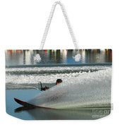 Water Skiing Magic Of Water 17 Weekender Tote Bag