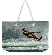Water Skiing Magic Of Water 2 Weekender Tote Bag
