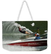 Water Skiing Magic Of Water 26 Weekender Tote Bag