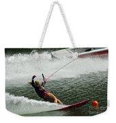 Water Skiing Magic Of Water 28 Weekender Tote Bag
