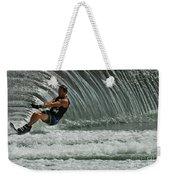 Water Skiing Magic Of Water 3 Weekender Tote Bag