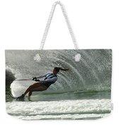 Water Skiing Magic Of Water 32 Weekender Tote Bag