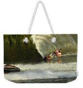 Water Skiing Magic Of Water 33 Weekender Tote Bag