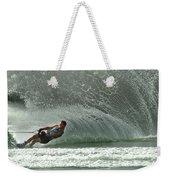 Water Skiing Magic Of Water 7 Weekender Tote Bag