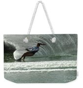 Water Skiing Magic Of Water 9 Weekender Tote Bag