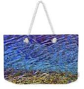 Water Surface  Weekender Tote Bag by Elena Elisseeva