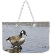 Water Wading Weekender Tote Bag