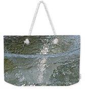 Water Wall Weekender Tote Bag