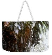 Water Wrapped Weekender Tote Bag