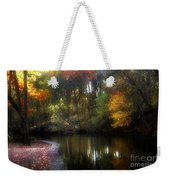 Watercolours 120 Weekender Tote Bag