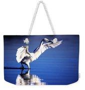 Waterdancer Weekender Tote Bag