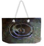 Waterdrop Weekender Tote Bag