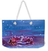 Waterdrop10 Weekender Tote Bag