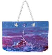 Waterdrop11 Weekender Tote Bag