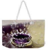 Waterdrop12 Weekender Tote Bag