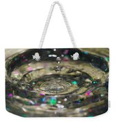 Waterdrop14 Weekender Tote Bag
