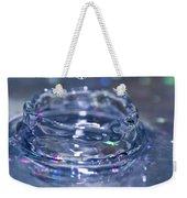 Waterdrop15 Weekender Tote Bag