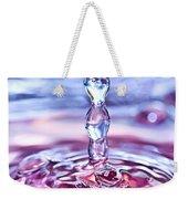 Waterdrop6 Weekender Tote Bag