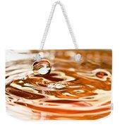 Waterdrop8 Weekender Tote Bag