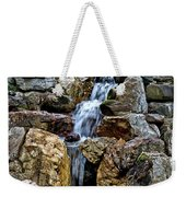 Waterfall 2 Weekender Tote Bag