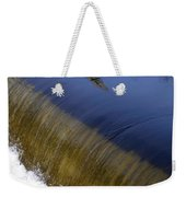 Waterfall And Reflections Weekender Tote Bag