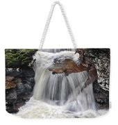 Waterfall At Ricketts Glen Weekender Tote Bag