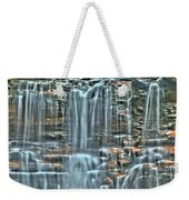 Waterfall Highights Weekender Tote Bag