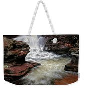 Waterfall Ricketts Glen Weekender Tote Bag