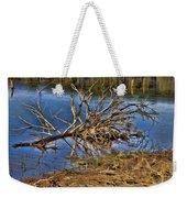 Waterlogged Tree Weekender Tote Bag